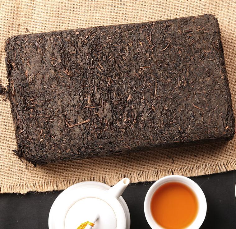 安化手筑茯砖茶