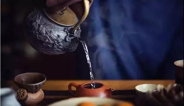 有黑茶喝、会喝黑茶,是一种清福