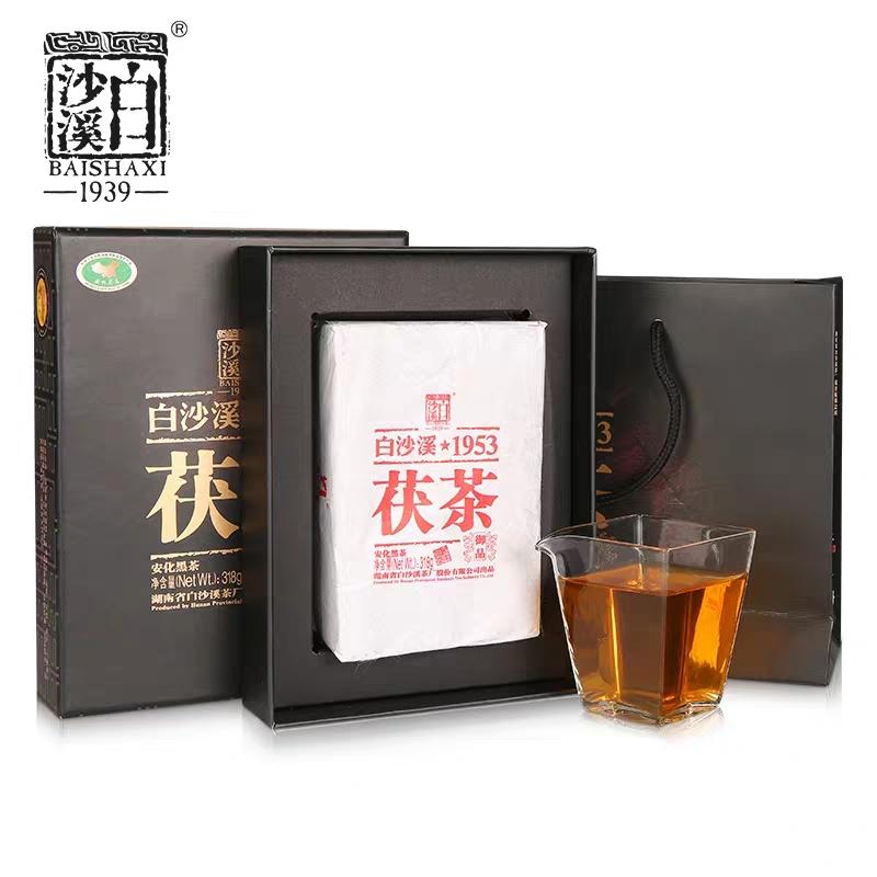 白沙溪精装御品茯茶318g