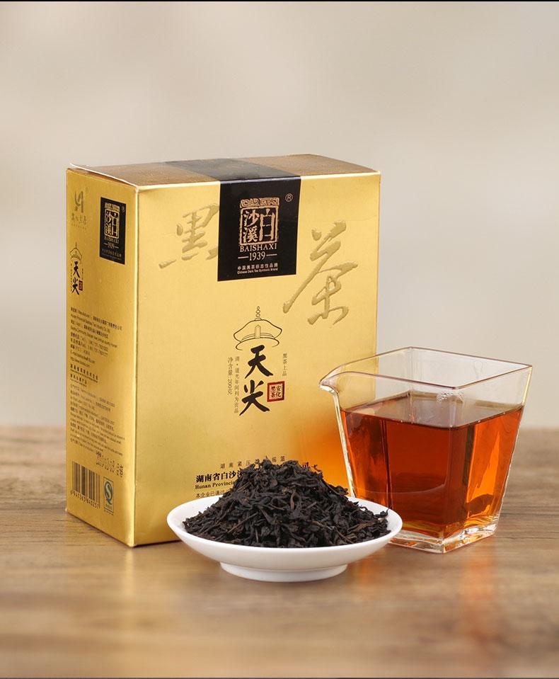 白沙溪天尖茶200克